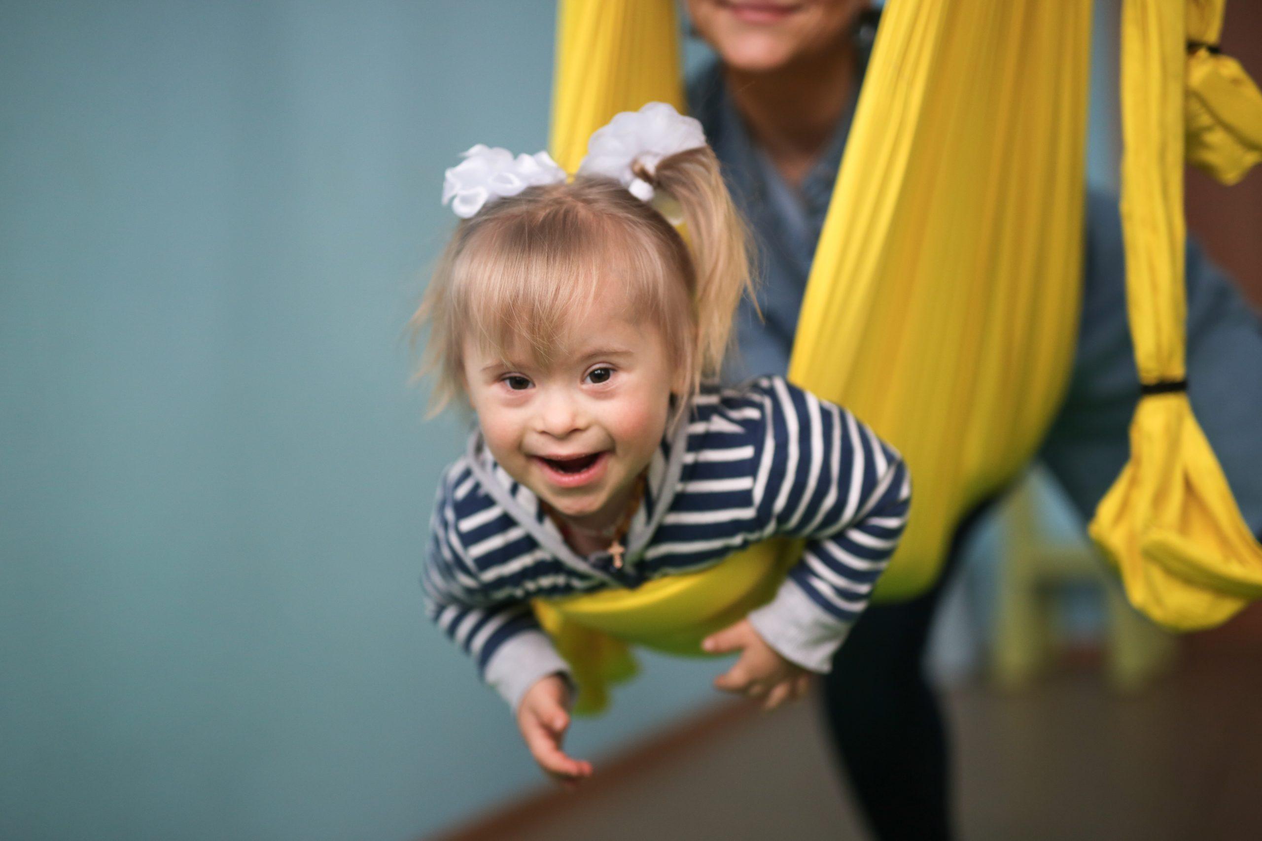 Behindertes Kind - wer hilft? - Swissfamily